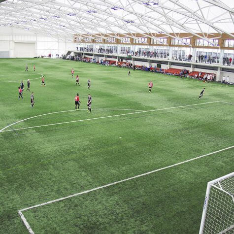 Kids Football at St Georges Park